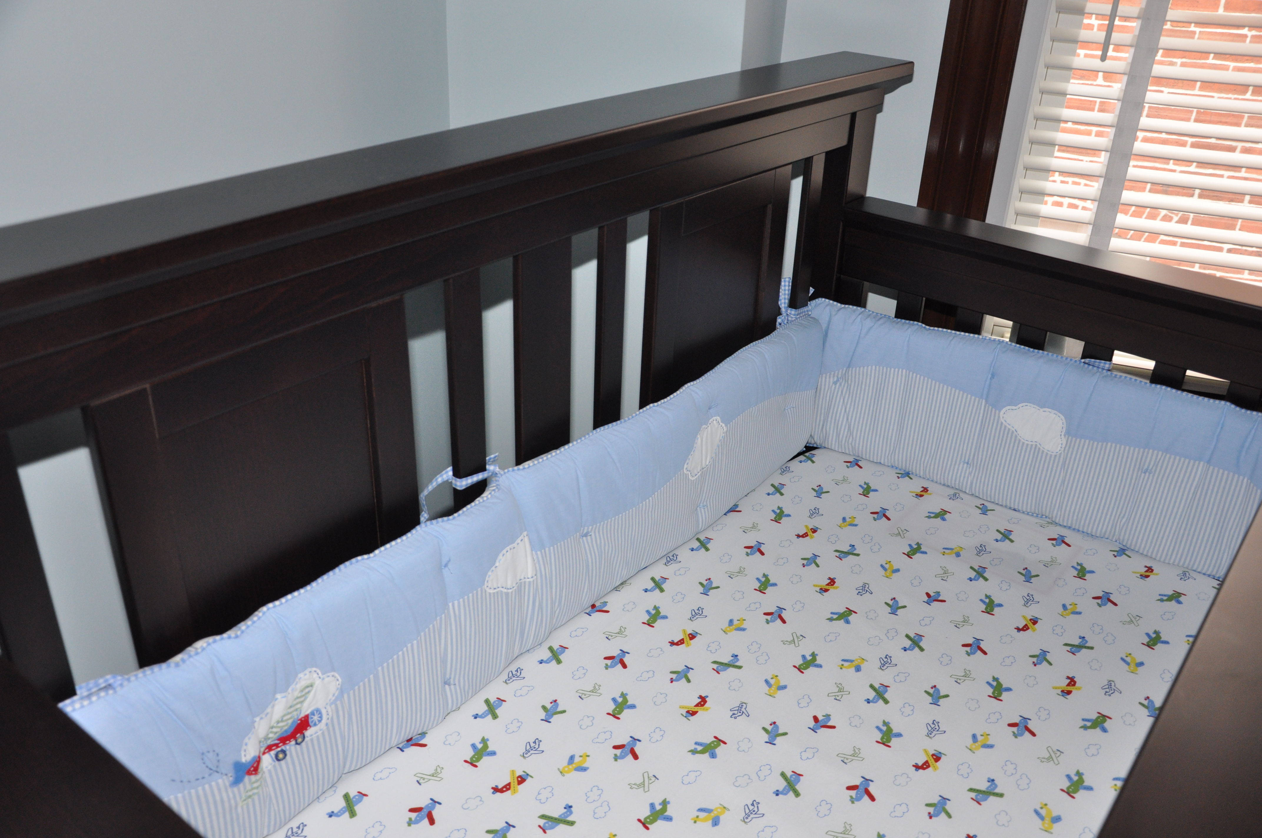 Baby bed for airplane - We